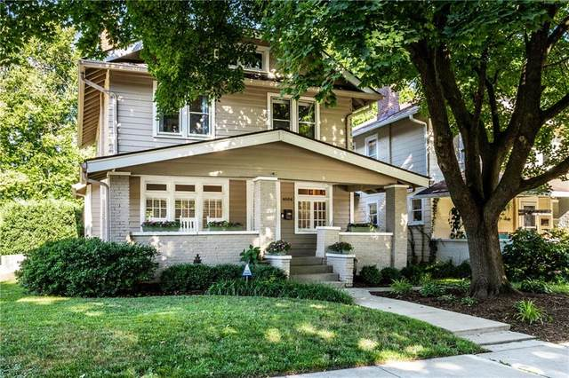 4804 Broadway Street, Indianapolis, IN 46205 (MLS #21728709) :: Mike Price Realty Team - RE/MAX Centerstone