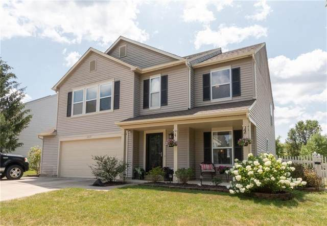 12171 Doncaster Court, Fishers, IN 46037 (MLS #21728723) :: Your Journey Team
