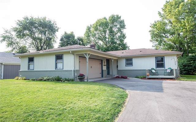 6529 Buttonwood Drive, Noblesville, IN 46062 (MLS #21728725) :: Anthony Robinson & AMR Real Estate Group LLC
