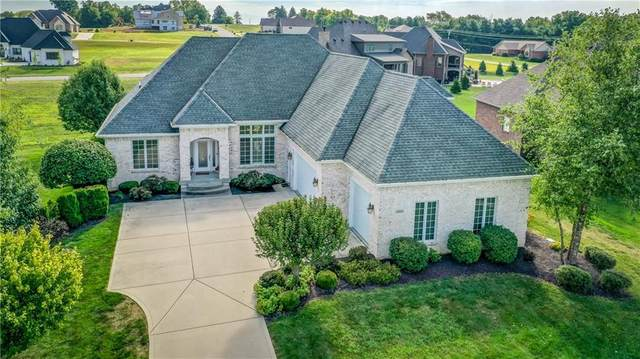 2953 Cromwell Court, Greenwood, IN 46143 (MLS #21728754) :: AR/haus Group Realty