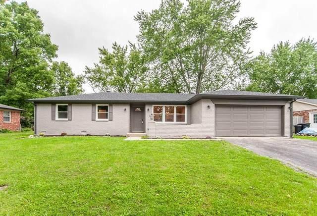 4350 Clifford Road, Brownsburg, IN 46112 (MLS #21728760) :: Heard Real Estate Team   eXp Realty, LLC