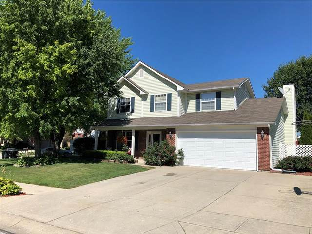 385 Seabreeze Circle, Avon, IN 46123 (MLS #21728782) :: Anthony Robinson & AMR Real Estate Group LLC