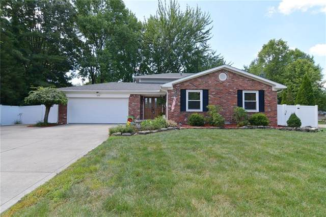 559 Teton Trail, Indianapolis, IN 46217 (MLS #21728790) :: Anthony Robinson & AMR Real Estate Group LLC