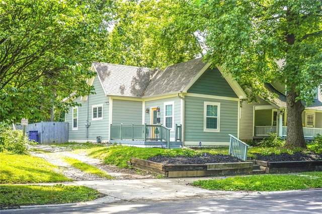 521 W 42nd Street, Indianapolis, IN 46208 (MLS #21728832) :: Mike Price Realty Team - RE/MAX Centerstone