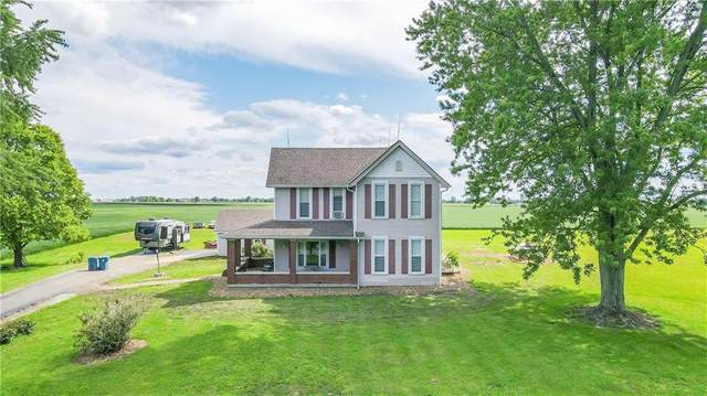 8229 E 400 North, Greenfield, IN 46140 (MLS #21728851) :: Your Journey Team
