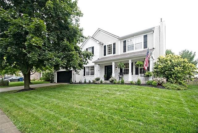 12043 Limestone Drive, Fishers, IN 46037 (MLS #21728869) :: Heard Real Estate Team | eXp Realty, LLC