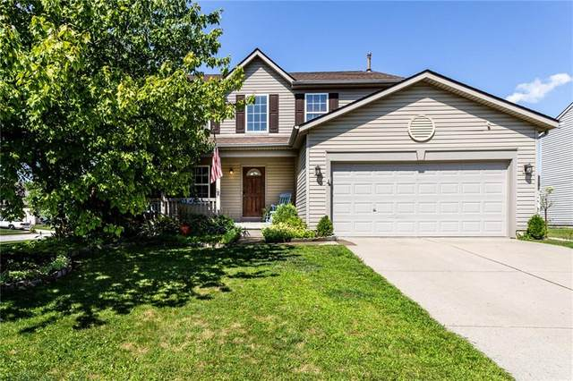 14338 Lansing Place, Fishers, IN 46038 (MLS #21728884) :: Richwine Elite Group