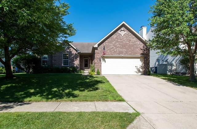15931 Arbor Grove Boulevard, Noblesville, IN 46060 (MLS #21728896) :: Mike Price Realty Team - RE/MAX Centerstone
