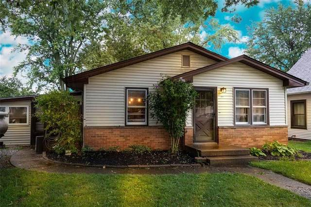 50 S West Street, Bargersville, IN 46106 (MLS #21728899) :: The Indy Property Source