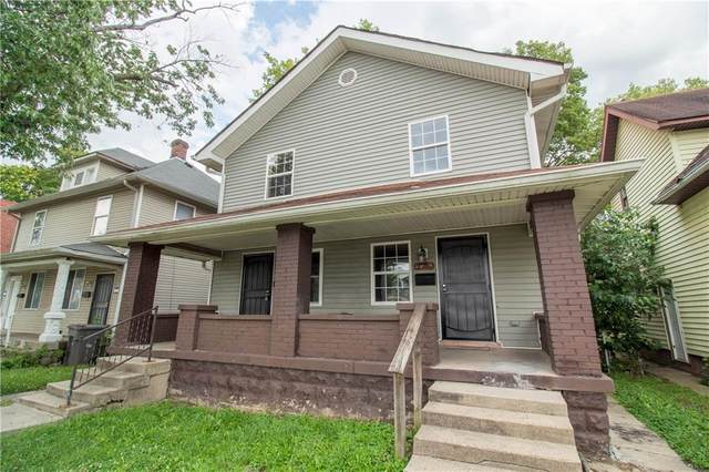 2235 Brookside Avenue, Indianapolis, IN 46201 (MLS #21728905) :: AR/haus Group Realty