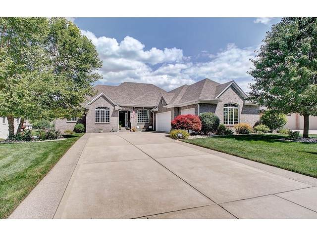 297 Walnut Woods Drive, Greenwood, IN 46142 (MLS #21728922) :: Mike Price Realty Team - RE/MAX Centerstone