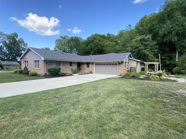 429 Mutton Creek Dr, Seymour, IN 47274 (MLS #21728923) :: Anthony Robinson & AMR Real Estate Group LLC