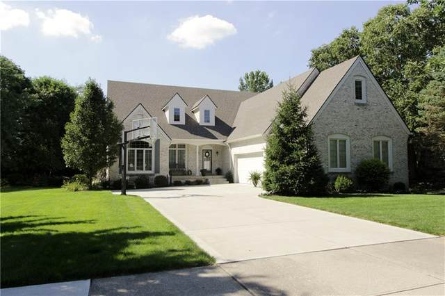 11190 Hawthorne Ridge, Fishers, IN 46037 (MLS #21728934) :: Anthony Robinson & AMR Real Estate Group LLC