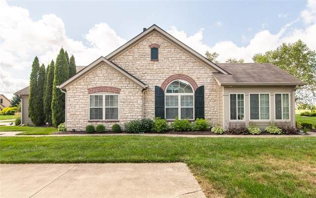17020 Huntley Place, Westfield, IN 46074 (MLS #21728954) :: David Brenton's Team