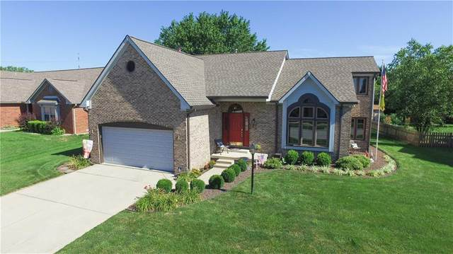 4802 Chervil Court, Indianapolis, IN 46237 (MLS #21728958) :: Anthony Robinson & AMR Real Estate Group LLC