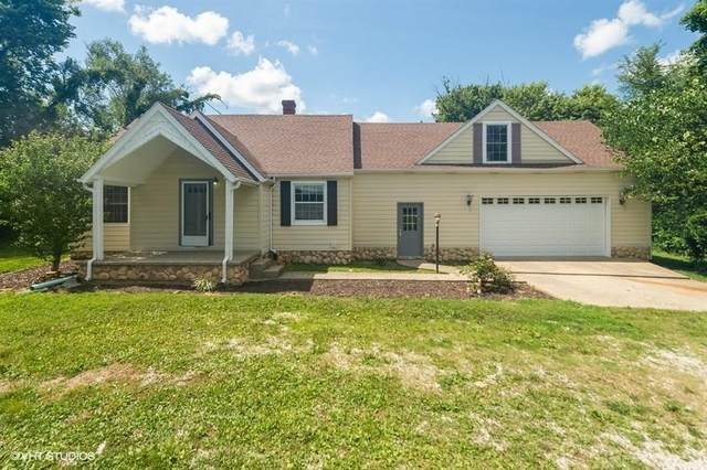 5996 W State Road 45, Bloomington, IN 47403 (MLS #21728961) :: David Brenton's Team