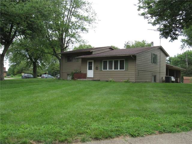 3042 Fairlawn Drive, Columbus, IN 47203 (MLS #21729006) :: Mike Price Realty Team - RE/MAX Centerstone