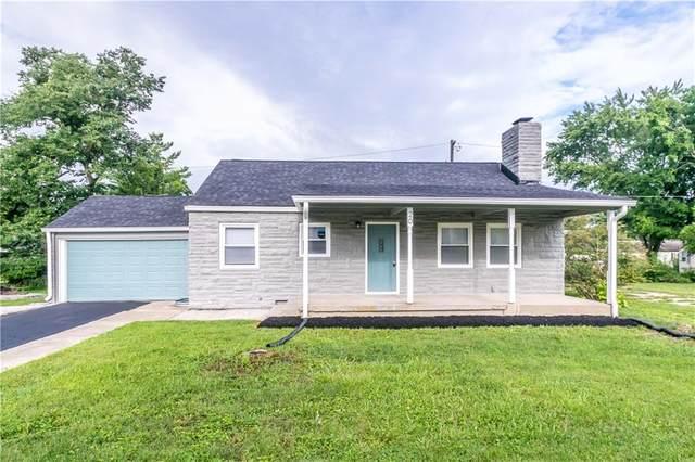 20 S West Street, Mooresville, IN 46158 (MLS #21729007) :: Heard Real Estate Team   eXp Realty, LLC