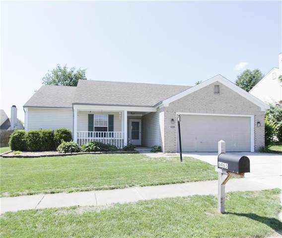 6465 Blakeview Drive, Indianapolis, IN 46235 (MLS #21729012) :: Mike Price Realty Team - RE/MAX Centerstone