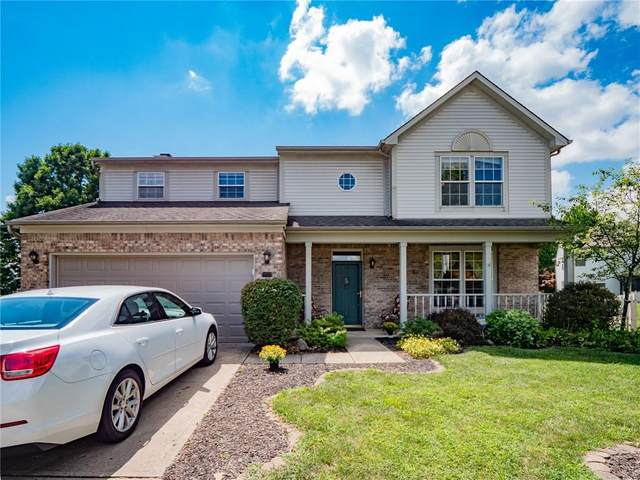 5034 N Millwright Court, Indianapolis, IN 46254 (MLS #21729031) :: Mike Price Realty Team - RE/MAX Centerstone