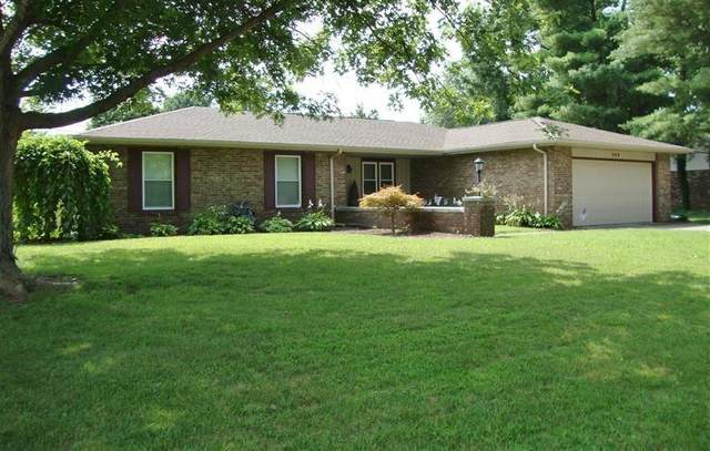 590 Camelot Drive, Seymour, IN 47274 (MLS #21729044) :: Mike Price Realty Team - RE/MAX Centerstone