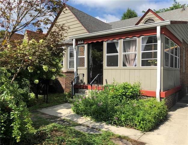 854 N Butler Avenue, Indianapolis, IN 46219 (MLS #21729052) :: Anthony Robinson & AMR Real Estate Group LLC