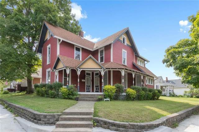 901 E Jefferson Street, Franklin, IN 46131 (MLS #21729057) :: HergGroup Indianapolis