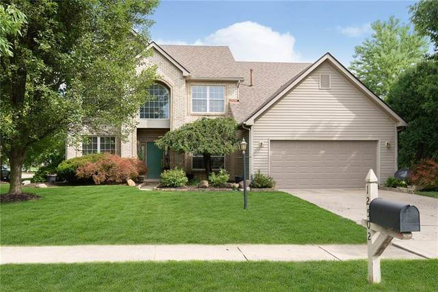12502 Tealwood Drive, Indianapolis, IN 46236 (MLS #21729070) :: Mike Price Realty Team - RE/MAX Centerstone