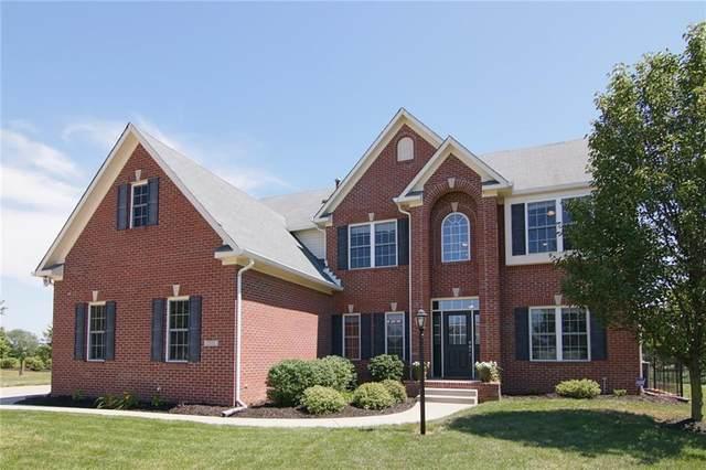 1101 Hampton Drive, Greenwood, IN 46143 (MLS #21729085) :: Dean Wagner Realtors