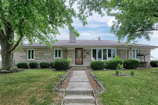 302 S 4th Avenue, Beech Grove, IN 46107 (MLS #21729142) :: Anthony Robinson & AMR Real Estate Group LLC