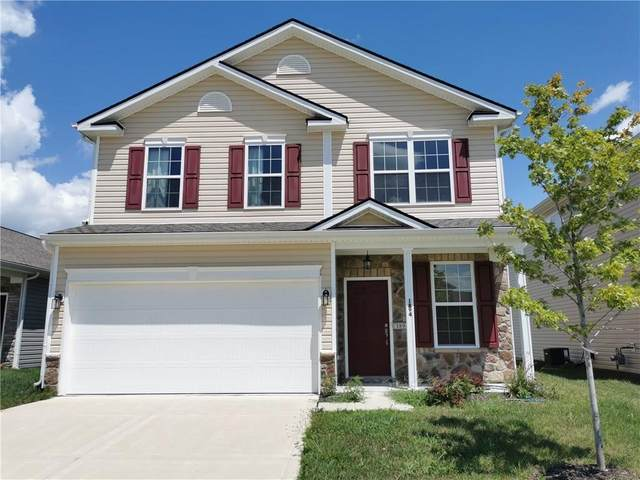 1894 Lakecrest Drive, Columbus, IN 47201 (MLS #21729179) :: Anthony Robinson & AMR Real Estate Group LLC