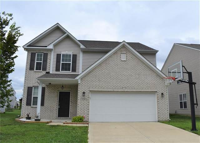 2106 Creek Bank Drive, Columbus, IN 47201 (MLS #21729185) :: Anthony Robinson & AMR Real Estate Group LLC