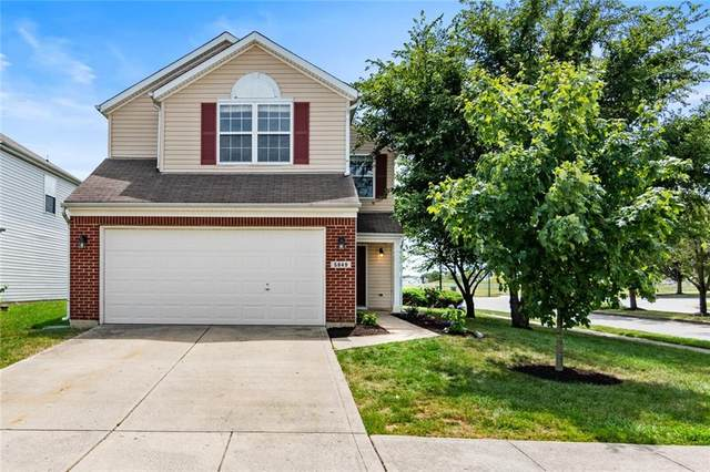 5649 Valhalla Way, Indianapolis, IN 46235 (MLS #21729194) :: Mike Price Realty Team - RE/MAX Centerstone