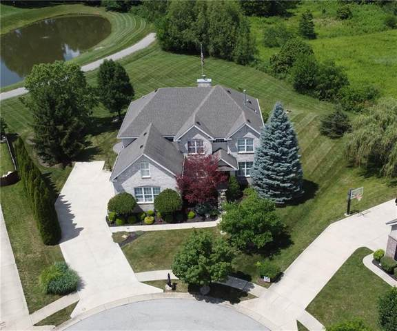 17159 Foote Trail Circle, Noblesville, IN 46060 (MLS #21729197) :: AR/haus Group Realty