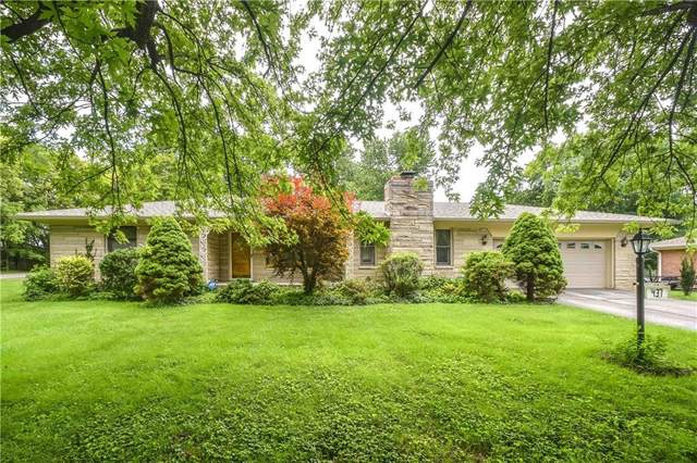437 David Lane, Indianapolis, IN 46227 (MLS #21729201) :: Mike Price Realty Team - RE/MAX Centerstone