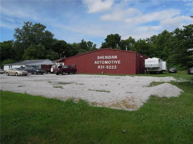 140 Bridge Street, Mooresville, IN 46158 (MLS #21729205) :: AR/haus Group Realty