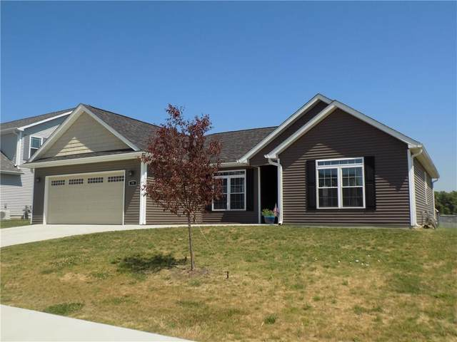 71 Briarwood Court, Greencastle, IN 46135 (MLS #21729207) :: The ORR Home Selling Team