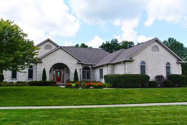 2090 Woodcreek Drive, Avon, IN 46123 (MLS #21729215) :: Dean Wagner Realtors