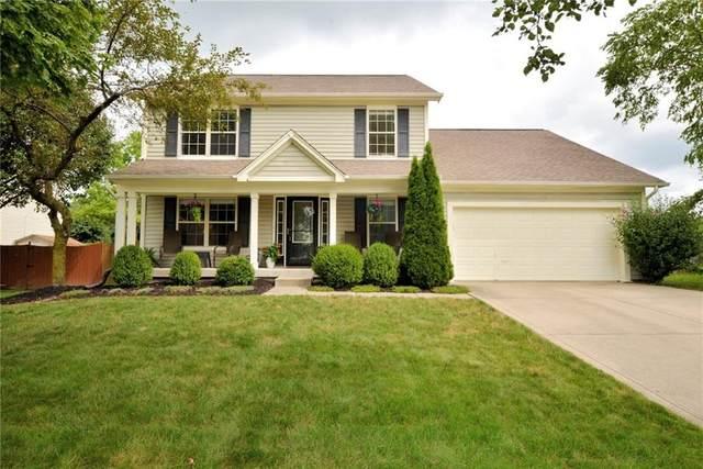 4246 Inglewood Court, Greenwood, IN 46143 (MLS #21729221) :: Heard Real Estate Team | eXp Realty, LLC