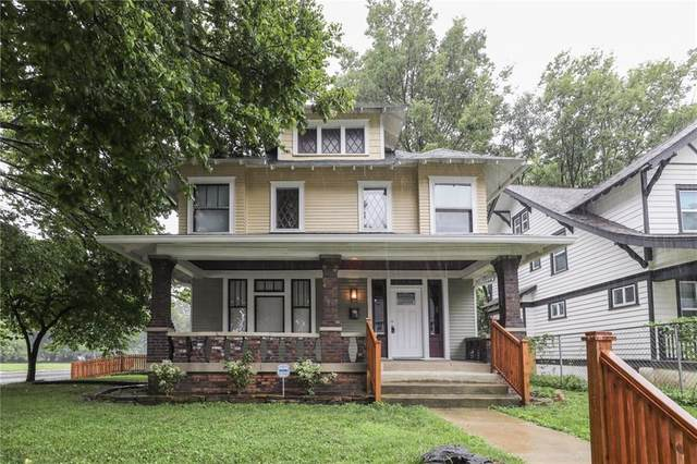 651 E 32nd Street, Indianapolis, IN 46205 (MLS #21729233) :: AR/haus Group Realty