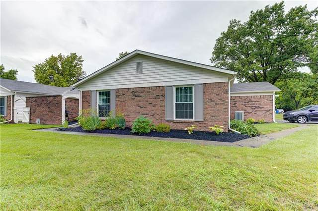 4713 Lynton Court, Indianapolis, IN 46254 (MLS #21729238) :: David Brenton's Team