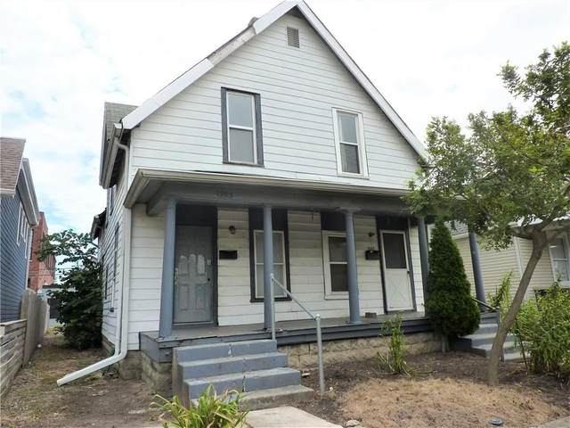 1305 Ringgold Avenue, Indianapolis, IN 46203 (MLS #21729239) :: Heard Real Estate Team   eXp Realty, LLC