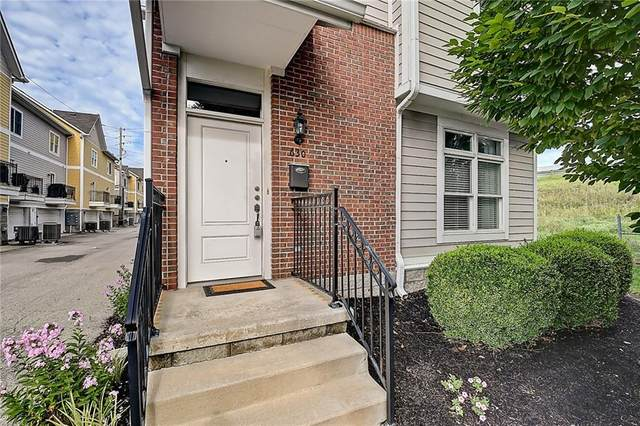 630 Broadway Place, Indianapolis, IN 46202 (MLS #21729243) :: The Evelo Team