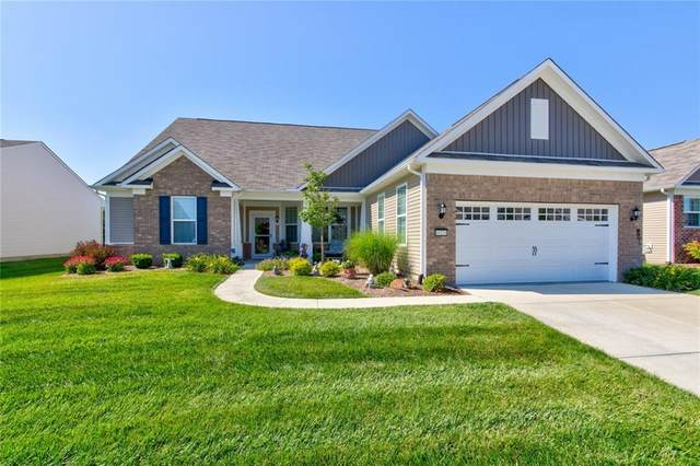 16271 Loire Valley Drive, Fishers, IN 46037 (MLS #21729264) :: Corbett & Company