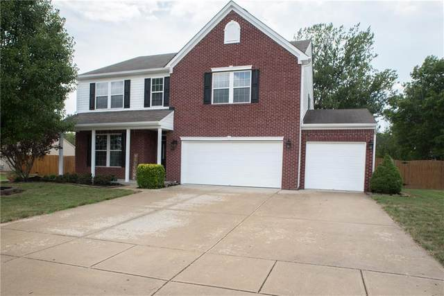 1570 Stanford Drive, Avon, IN 46123 (MLS #21729298) :: Anthony Robinson & AMR Real Estate Group LLC
