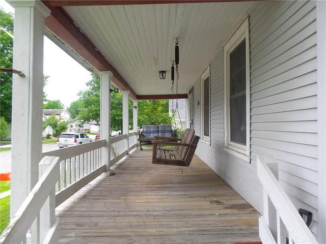 56 Central Avenue, Franklin, IN 46131 (MLS #21729308) :: HergGroup Indianapolis
