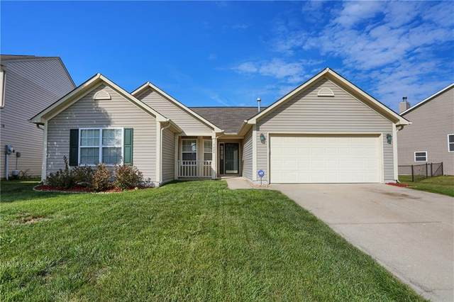 5424 Shamus Drive, Indianapolis, IN 46235 (MLS #21729316) :: Mike Price Realty Team - RE/MAX Centerstone