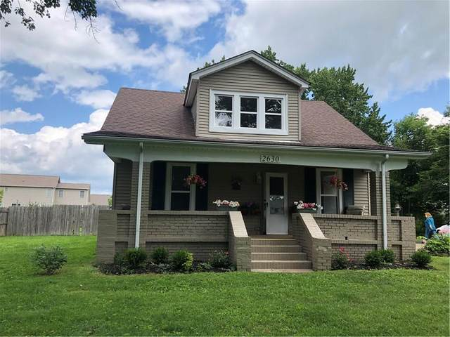 2630 W 200 S, Columbus, IN 47201 (MLS #21729331) :: Anthony Robinson & AMR Real Estate Group LLC