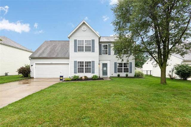 6287 Canterbury Drive, Zionsville, IN 46077 (MLS #21729334) :: Heard Real Estate Team | eXp Realty, LLC