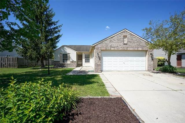 1274 Magnolia Drive, Greenfield, IN 46140 (MLS #21729336) :: Mike Price Realty Team - RE/MAX Centerstone